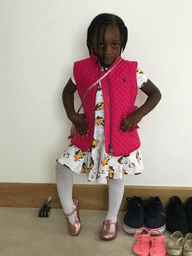 Dare Adeboye daughter
