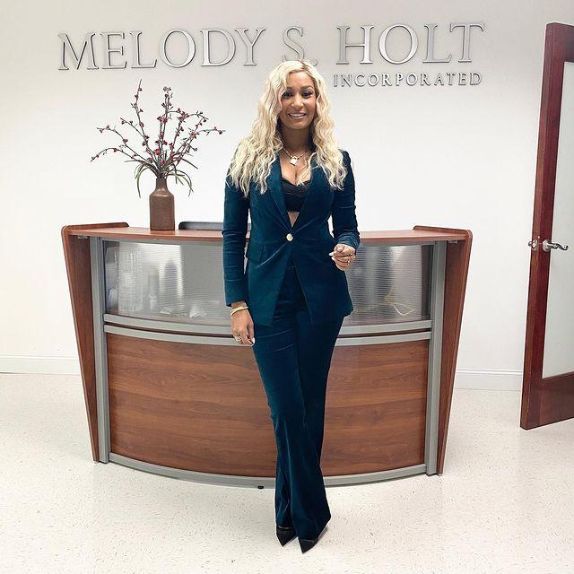 Melody Holt