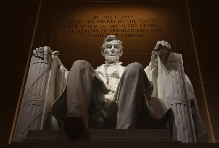 Abraham Lincoln - Top 10 Best Man In The World