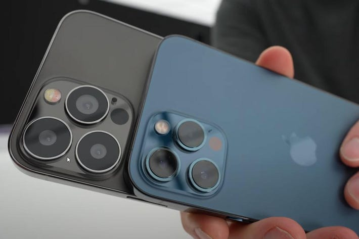 Apple iPhone 13 Pro Max Specs, Features, Reviews, Profile