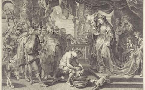 Томирис и Кир