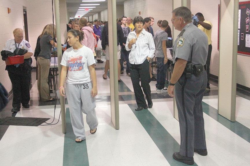 Metal Detectors at YOUR School