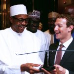 Facebook CEO didn't author tweet claiming Buhari cannot 'think properly'