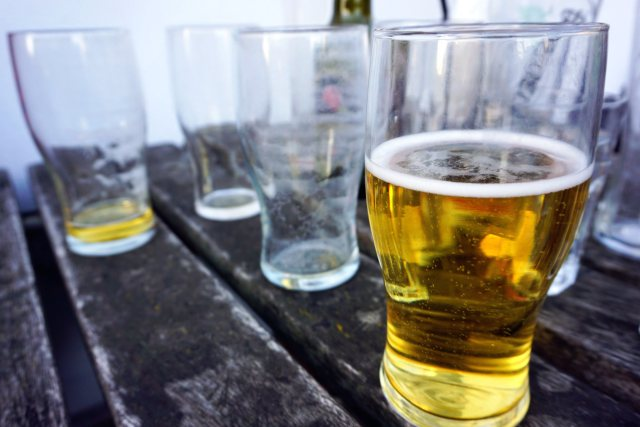 Beer : Emma TINSON : CC BY
