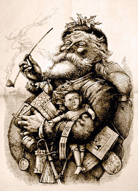 FactCheckNI 20181221 - Santa - Merry Old Santa Claus