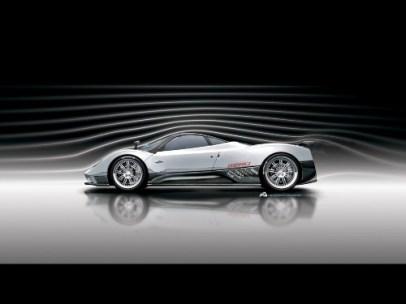 Aerodynamic Cars