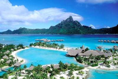 10 Facts about Bora Bora   Fact File