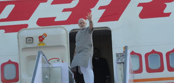 Prime Minister Narendra Modi's Foreign Visits