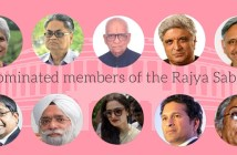 Nominated members of the RajyaSabha featured image Factly