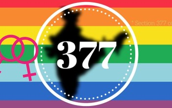 Section 377 of IPC featured image factly.in