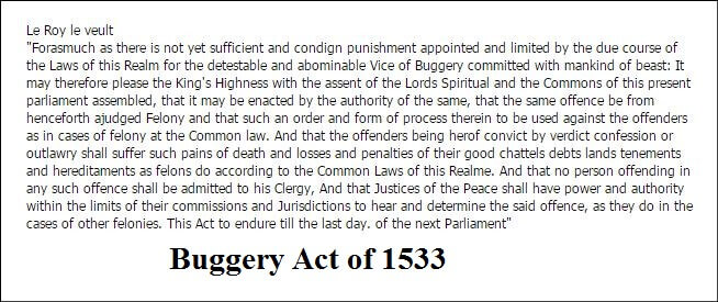 ipc section 377_buggery act of 1533_n