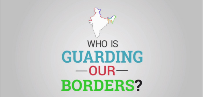 paramilitary forces guard international borders_factly.in