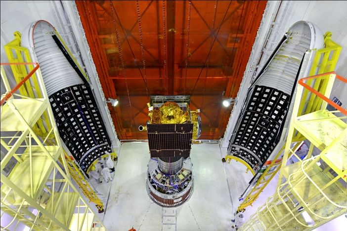 Indian Regional Navigation Satellite System_satellite