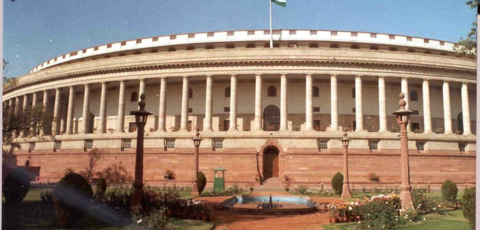 What is the expenditure incurred for conducting 'Lok Sabha' Elections?