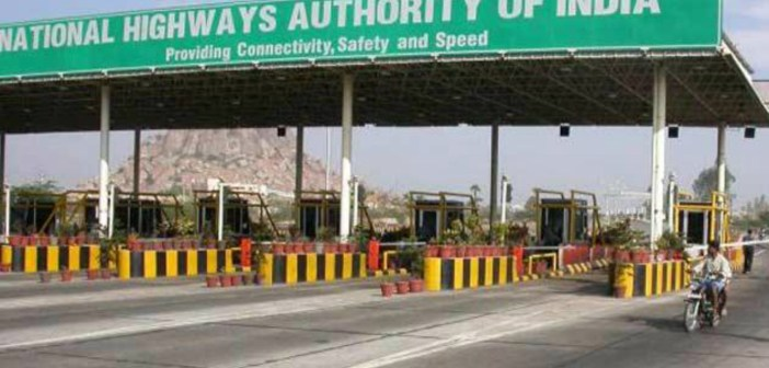 Toll on National Highways__factly