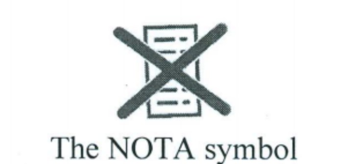 Congress protesting use of NOTA_factly