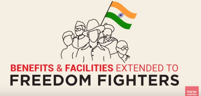 Freedom Fighters Benefits & Facilities_factly