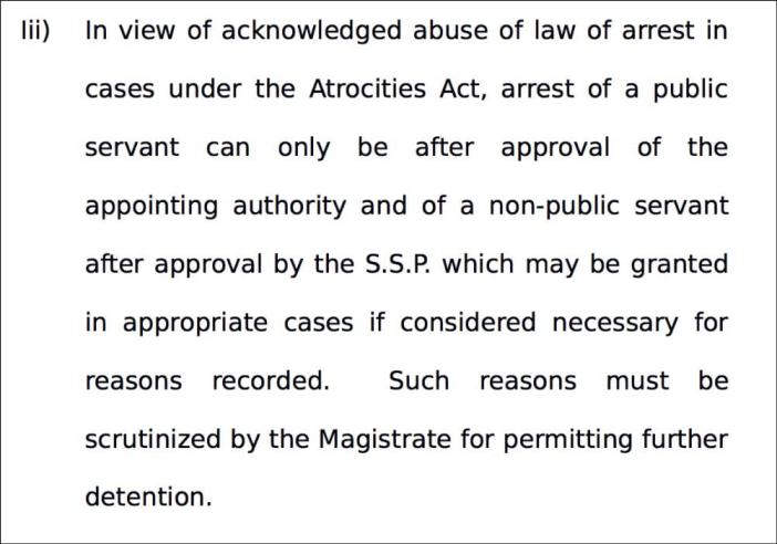 abuse of Prevention of Atrocities act_Screen Shot 2018-03-21 at 7