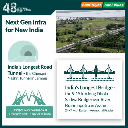 Government claims over construction of Road Tunnels_infographic