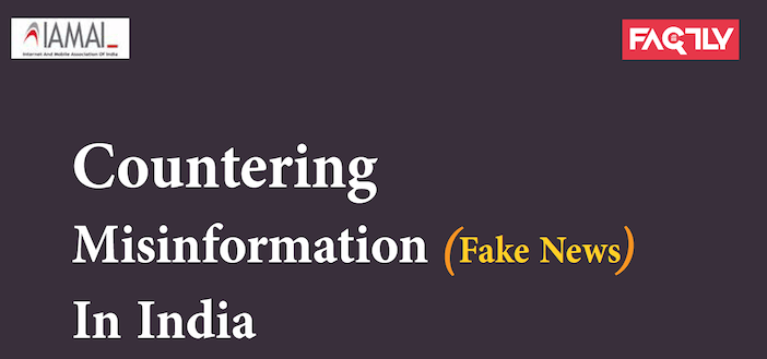 People below age 20 or above 50 more susceptible to Fake News: Factly -IAMAI study