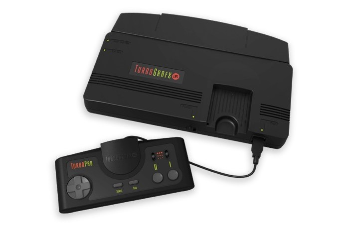 Nec S Turbografx 16 Is The Latest Classic Console To Get Miniaturized