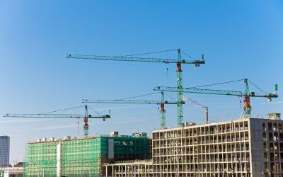 Construcción impulsa la confianza empresarial en septiembre