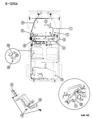 1995 Jeep Wrangler 25L Power Tech I4 Cyl, 3Spd