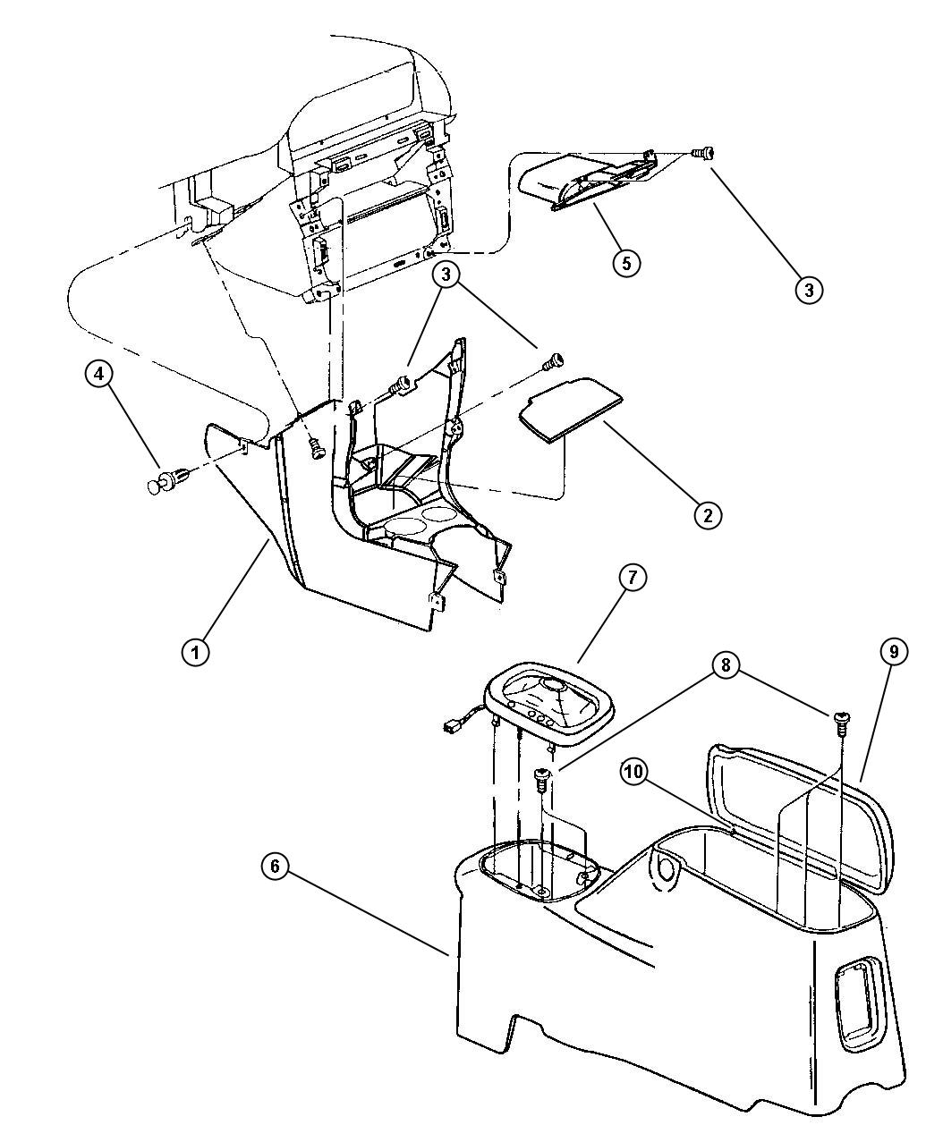 Service Manual How To Remove Head On A Chrysler Cirrus