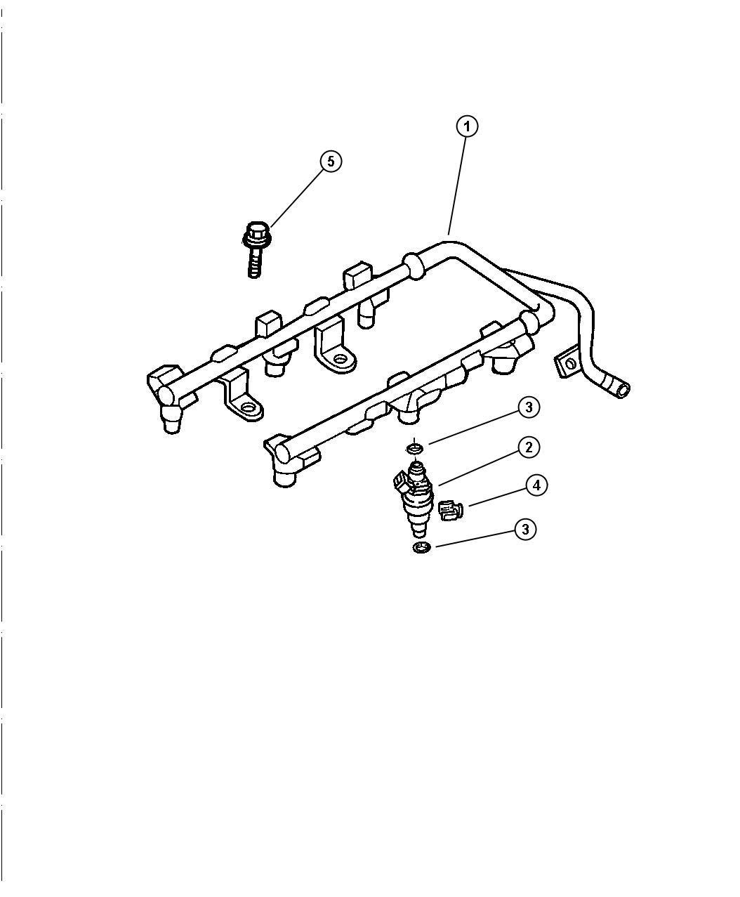 Chrysler Sebring Lx 2 7l V6 Dohc 24 Valve Mpi 4 Spd