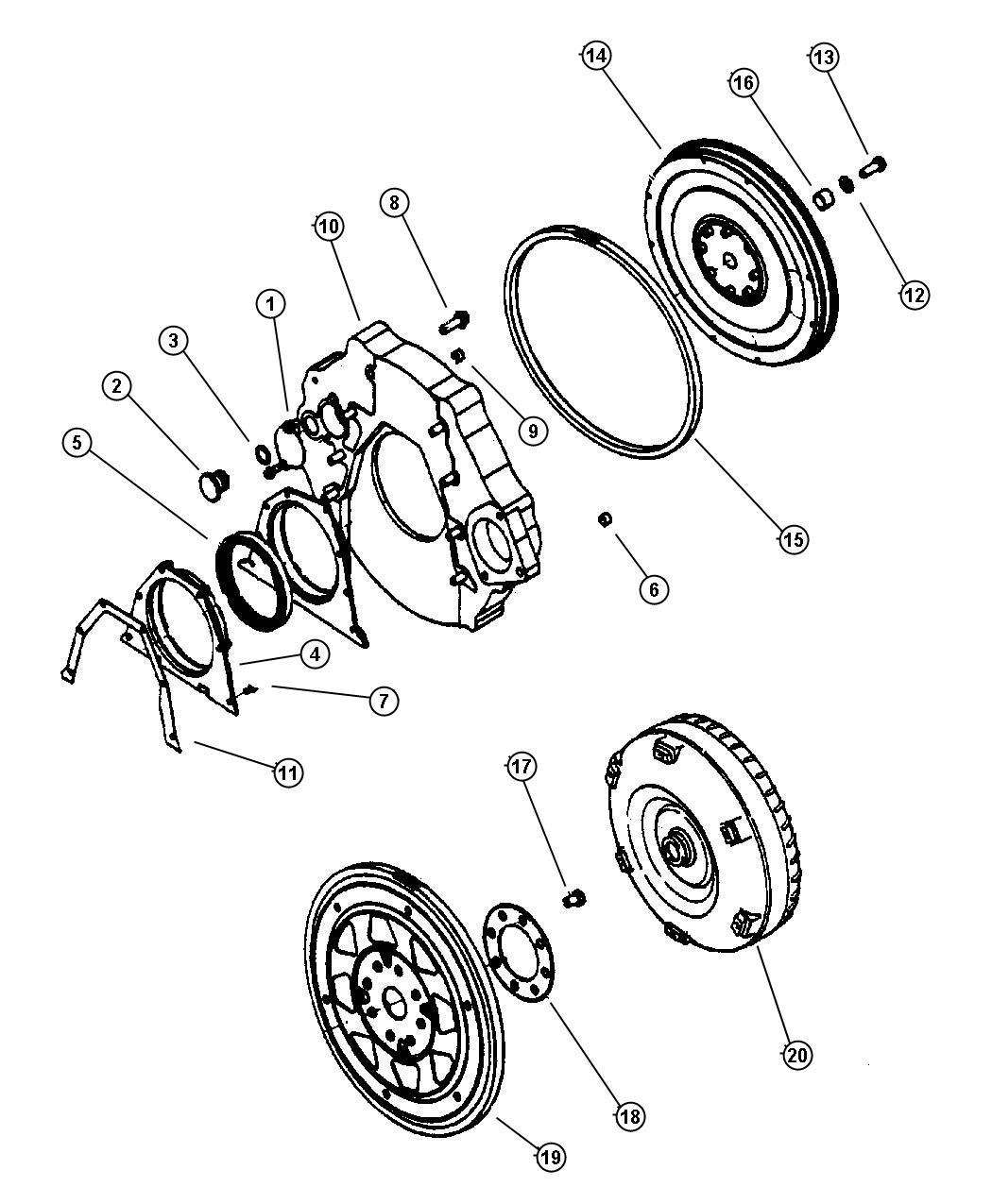 Dodge Ram Magnum 5 9l Smpi V8 5 Speed Manual