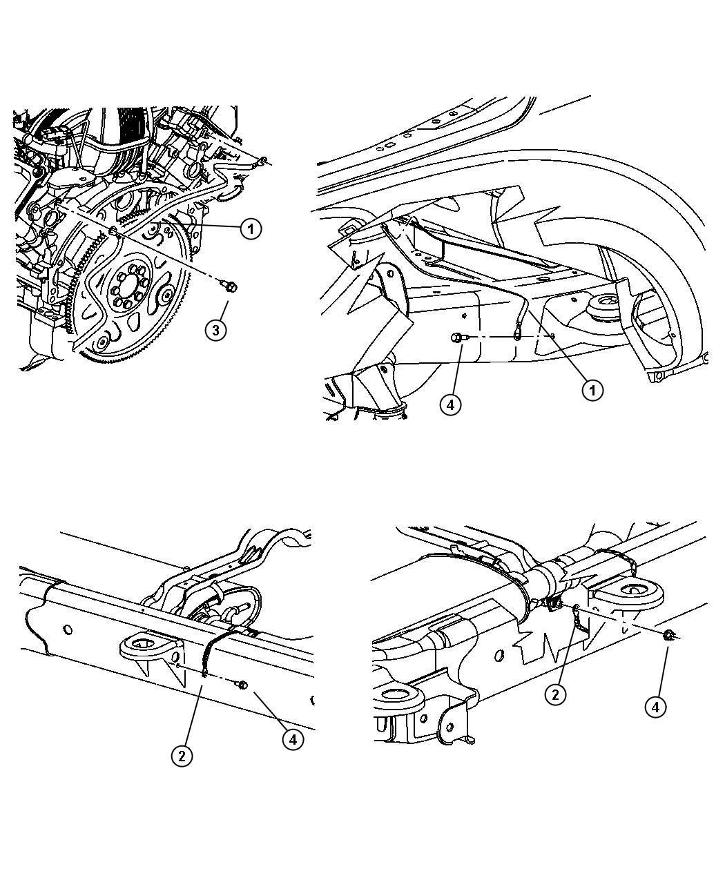 Dodge Durango 4x4 5 7l Hemi Multi Displacement 5 Spd