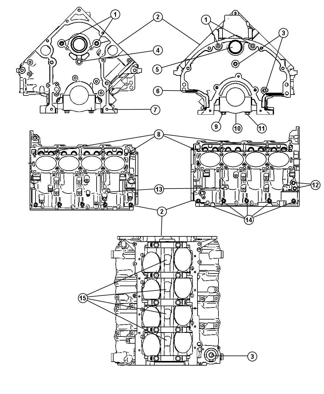 Dodge Ram 4x2 5 7l V8 Hemi Vvt 6 Spd Automatic