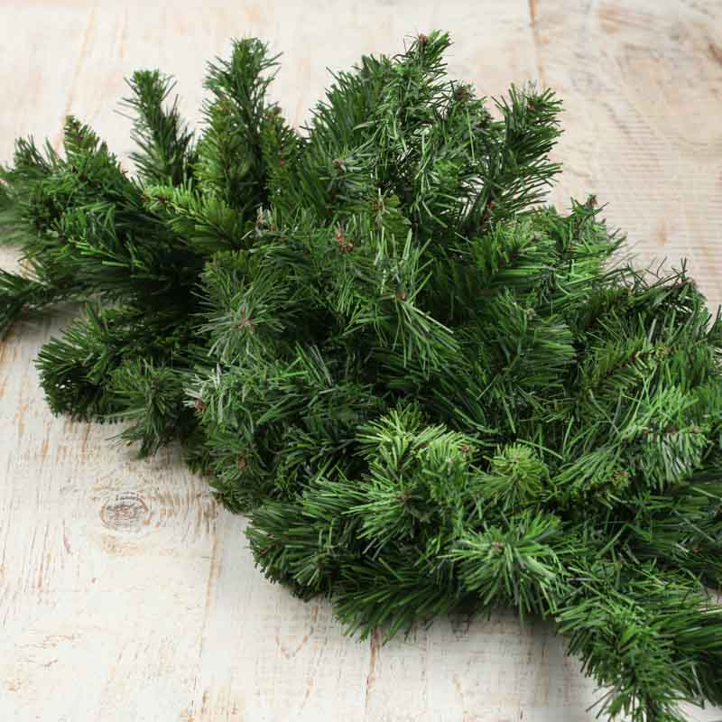 Artificial Canadian Pine Swag Artificial Greenery