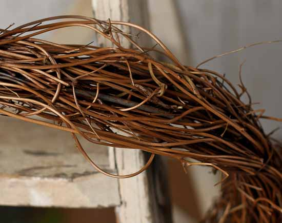 8 Foot Angel Hair Natural Twig Vine Garland Garlands
