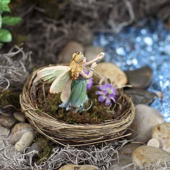 4 Natural Bird Nest Birds Amp Butterflies Basic Craft