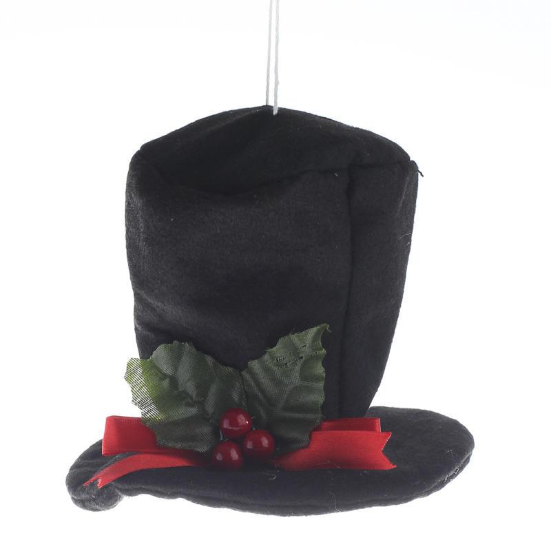Christmas Caroler Hat Ornament Doll Hats Doll Making