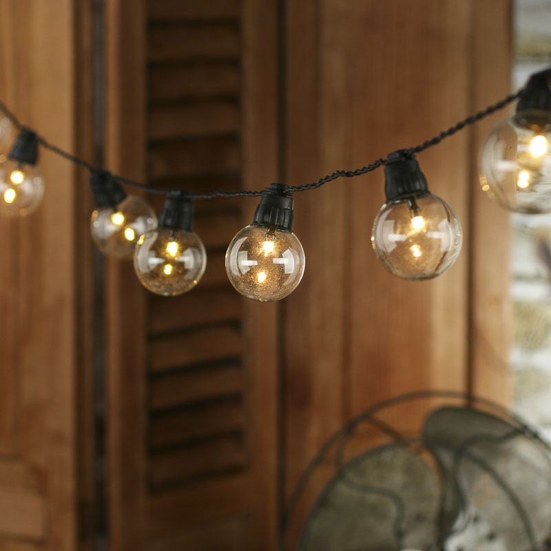 Battery Operated String Lights Timer
