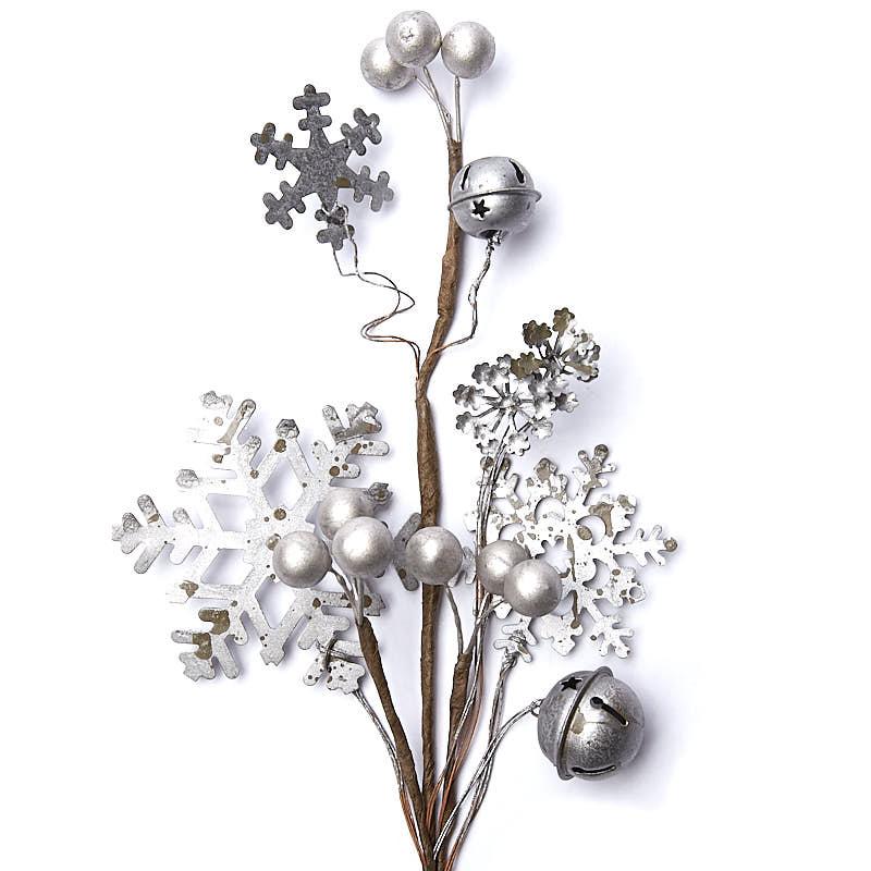 Snowflake Candle Wedding Favors