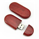 Wood Flash Drive