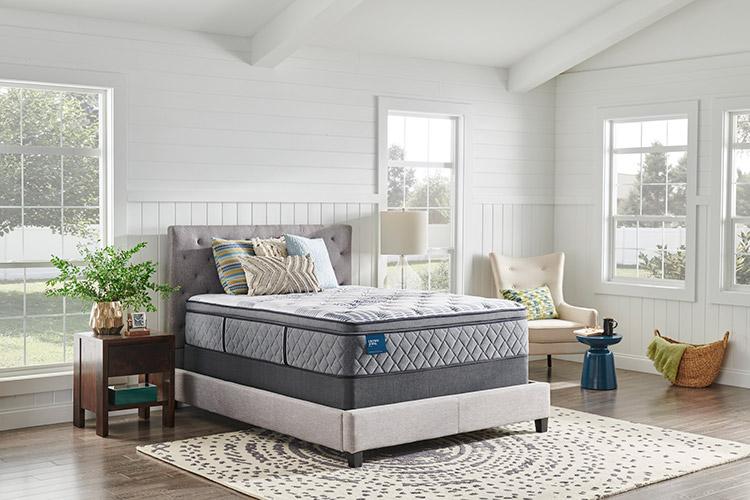 roseway plush euro pillow top mattress