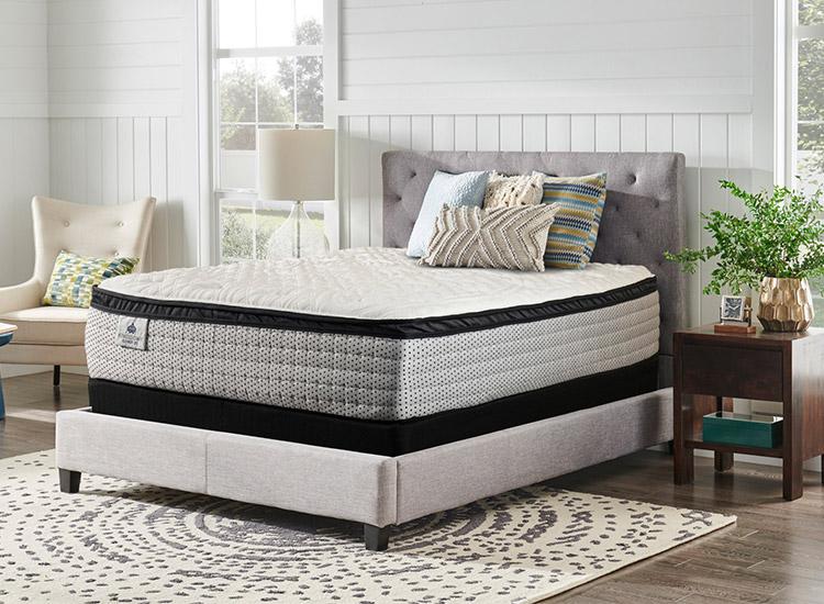 eleanor cushion firm euro pillow top mattress