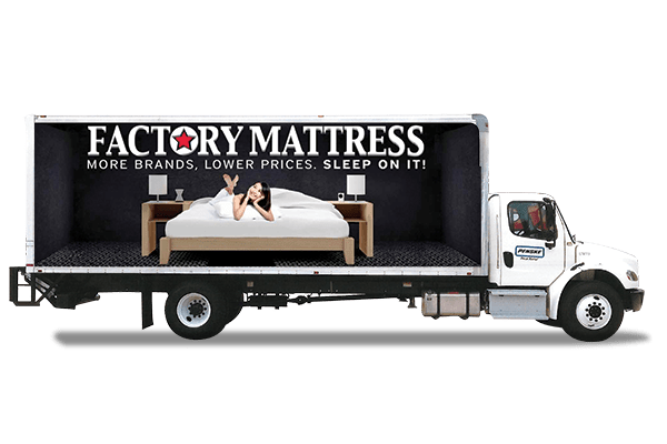 Why Wait To Get Your Mattress When Factory Will Deliver It You We Offer Express On Time Delivery Exclusive