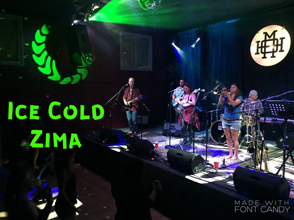 Check out Ice Cold Zima at Portland House of Music tonight