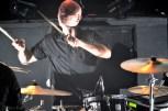 Janez Gabrič, drums (click to enlarge)