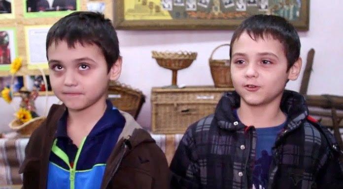 Velikaya Kopanya Twins