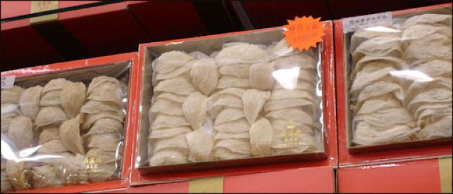 Image result for swiftlet bird's nest for sale in store