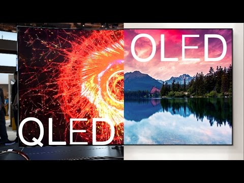 oled vs qled which has the best technology facts chronicle. Black Bedroom Furniture Sets. Home Design Ideas