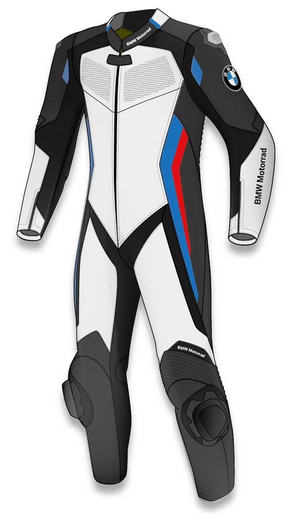 Special Suit for BMW Motorrad Vision Next 100