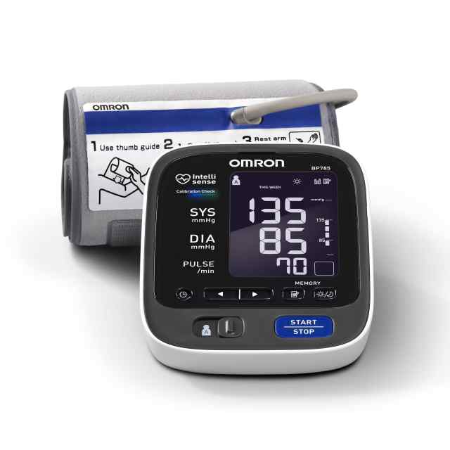 The Omron 10 Series