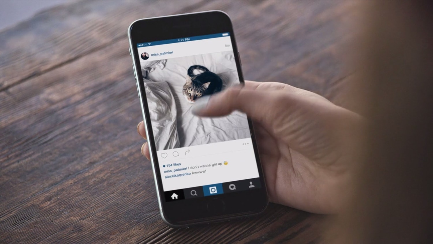 Posting photos from Google animations directly to Instagram